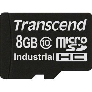 Transcend 8GB micro SDHC