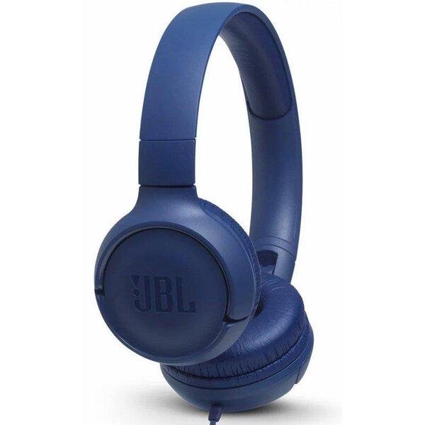 JBL T500 blue