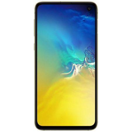 Смартфон Samsung Galaxy S10e, Dual SIM, 128GB, 6GB RAM, 4G, Yellow