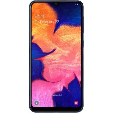 Смартфон Samsung Galaxy A10, Dual Sim, 32GB, Blue