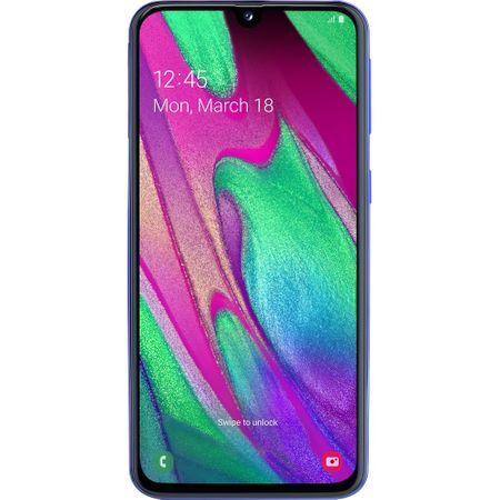 Смартфон Samsung Galaxy A40, Dual SIM, 64GB, Blue