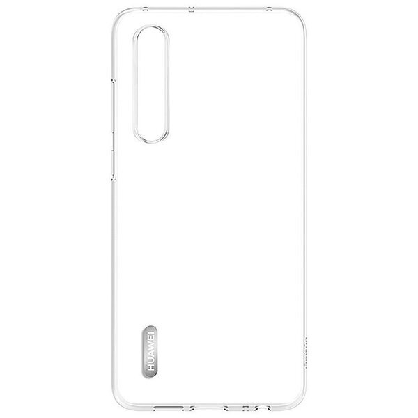 Huawei P30  Clear Protective Cover Transparent