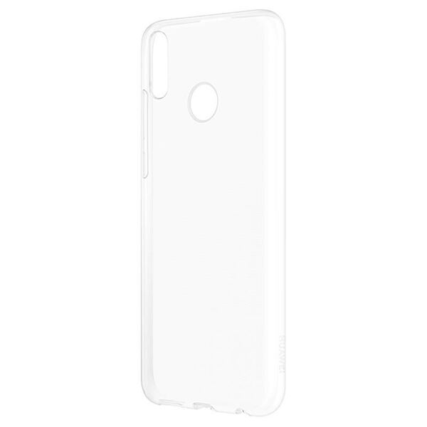 Huawei Silicone Case Soft Flexible Rubber Cover for Huawei P Smart 2019 Clear
