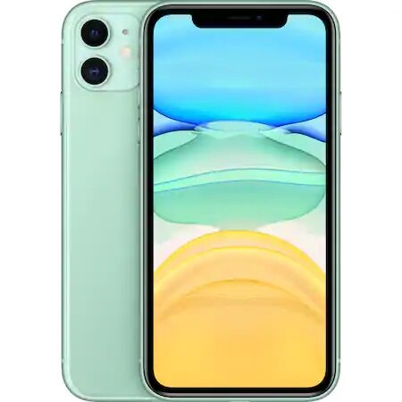 Смартфон Apple iPhone 11, 64GB, Green