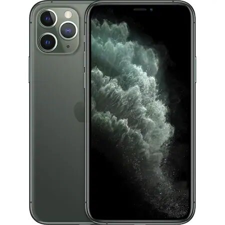 Смартфон Apple iPhone 11 Pro, 256GB, Midnight Green