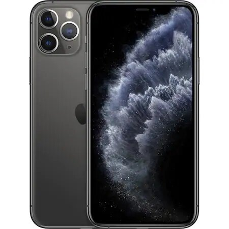 Смартфон Apple iPhone 11 Pro, 256GB, Space Gray