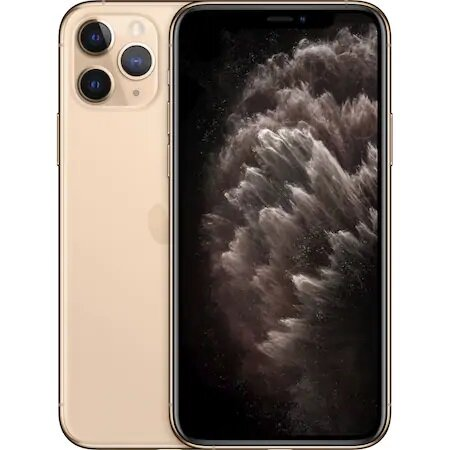 Смартфон Apple iPhone 11 Pro Max, 256GB, Gold