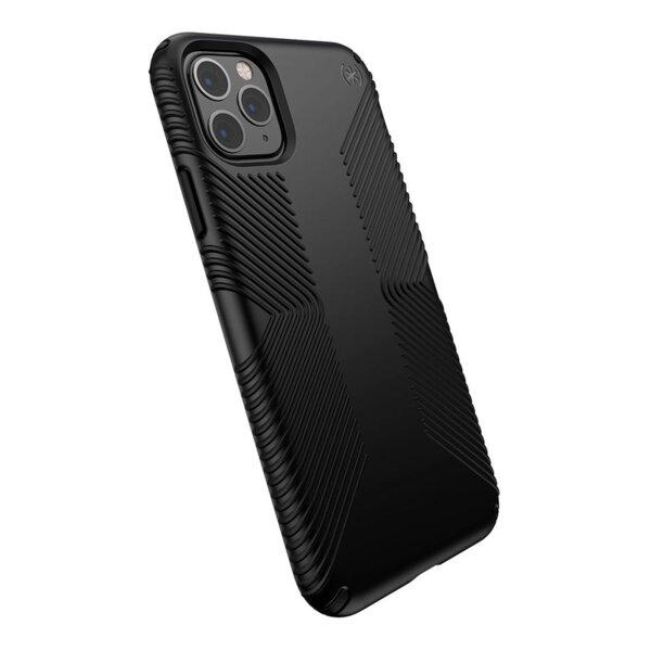 Калъф Speck iPhone 11 Pro Max PRESIDIO GRIP (BLACK/BLACK)