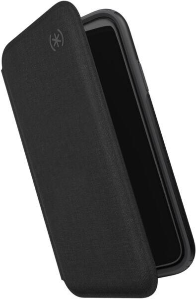 Калъф Speck iPhone 11 Pro PRESIDIO FOLIO (HEATHERED BLACK/BLACK/SLATE GREY)
