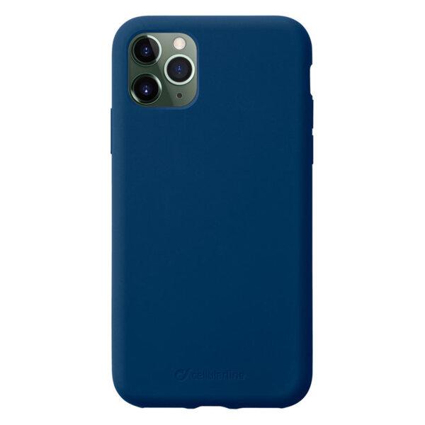 Cellular Line Custodia Sensation Blue - iPhone 11 Pro