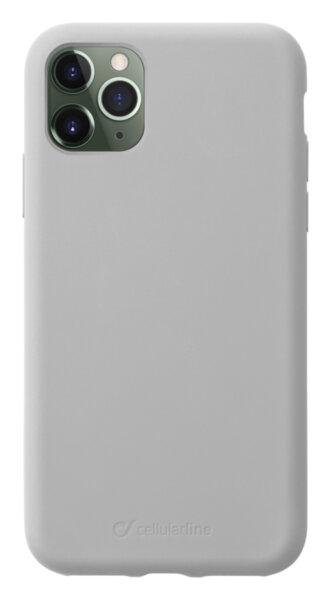 Cellular Line Custodia Sensation Silver- iPhone 11 Pro