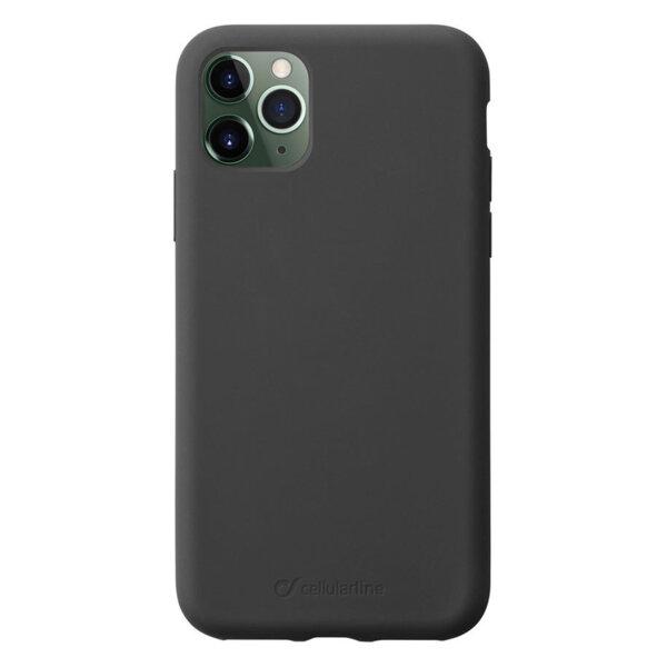 Cellular Line Custodia Sensation Black - iPhone 11 Pro Max
