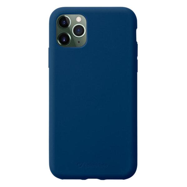 Cellular Line Custodia Sensation Blue - iPhone 11 Pro Max