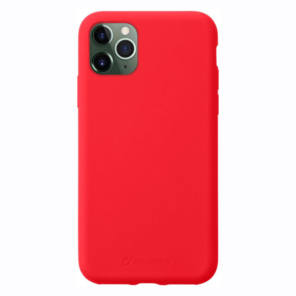 Cellular Line Custodia Sensation Red- iPhone 11 Pro Max