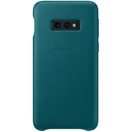 Силиконов калъф от Samsung за Galaxy S10e - Green
