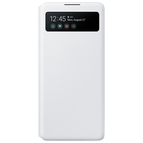 Samsung LED Cover White for G970 Galaxy S10 Lite EF-KG970CWE