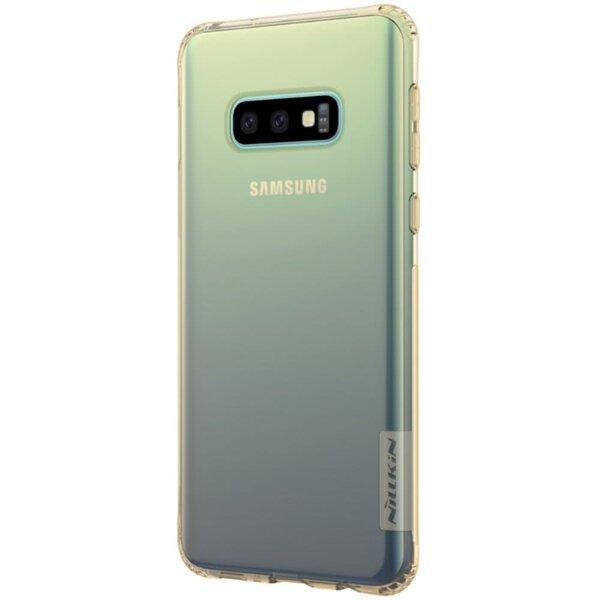Nillkin Nature TPU Case for Samsung Galaxy S10 e Tawny