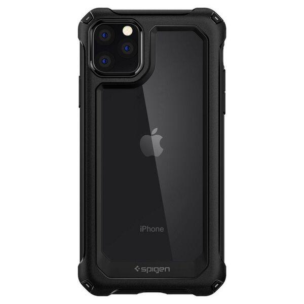 Spigen Gauntlet iPhone 11 Carbon, Black