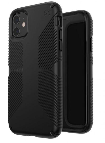 Калъф от Speck за iPhone 11 PRESIDIO GRIP (BLACK/BLACK)