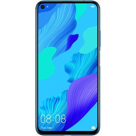 Смартфон Huawei Nova 5T, Dual SIM, 128GB, Crush Blue