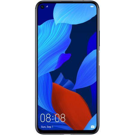 Смартфон Huawei Nova 5T, Dual SIM, 128GB, 6GB Ram, Black