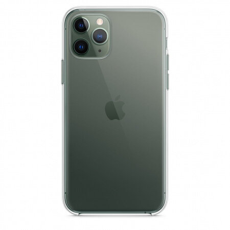 Apple Iphone 11 Pro Silicone Case Clear
