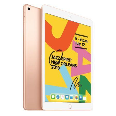 Apple iPad 10.2'' (2019), 32 GB, Wi-Fi, Cellular, Gold