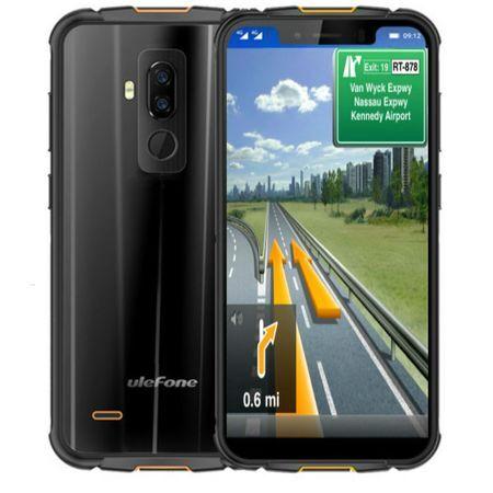Смартфон Ulefone Armor 5, 64GB, 4GB, Black