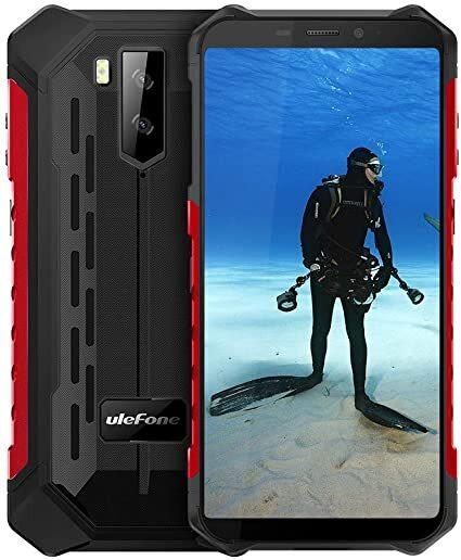 Смартфон Ulefone Armor X5, 32GB, Red