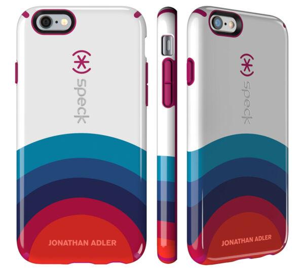 Калъф от Speck за iPhone 6S Johnathan Adler Sunrise/Lipstick Glossy