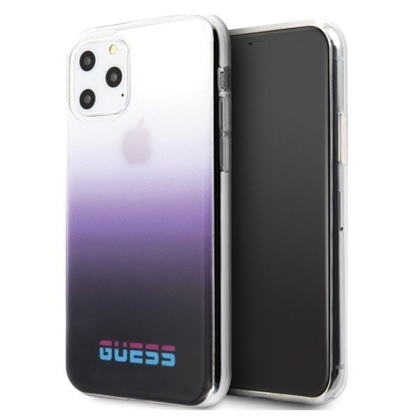Guess California Cover for iPhone 11 Purple