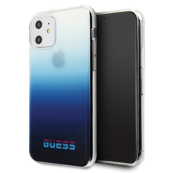 Guess California Cover for iPhone 11 Blue