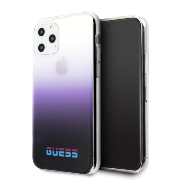 Guess California Cover for iPhone 11 Pro Purple