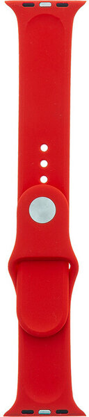 Tactical 477 Silicone Band for Apple Watch 42/44mm Red