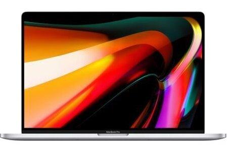 "Лаптоп Apple MacBook Pro 16"" Touch Bar с Touch ID (2019), Ram 16 GB, 1TB SSD, Silver - INT KB"
