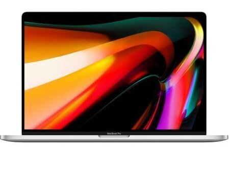 "Лаптоп Apple MacBook Pro 16"" Touch Bar с Touch ID (2019), Ram 16 GB, 512GB SSD, Silver - BUL KB"