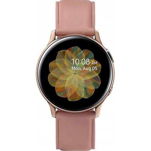 Часовник Smartwatch Samsung Galaxy Watch Active 2, 40 мм, Stainless steel – Gold