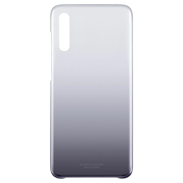 Оригинален калъф Samsung A70 Gradation Cover Black
