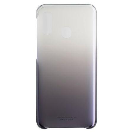 Samsung Galaxy A50 (2019) Gradation Cover, Black (EF-AA505CBEGWW)
