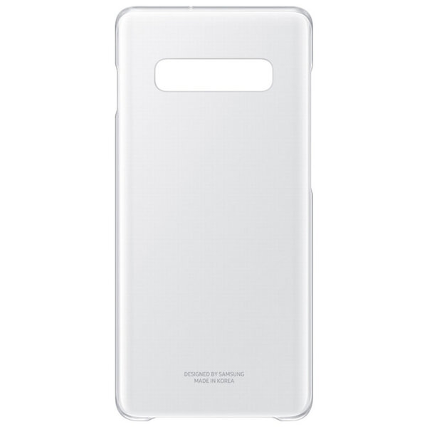 Гръб Clear cover за galaxy S10  plus Samsung