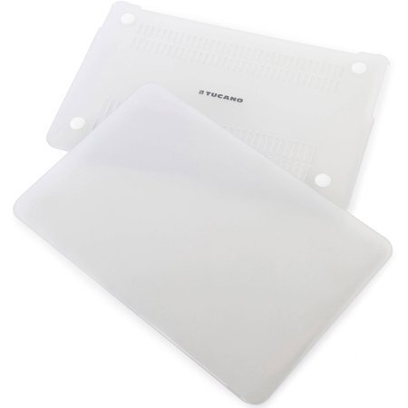 Tucano Nido Hard Shell case for MacBook Pro 13inch Retina - Transparent