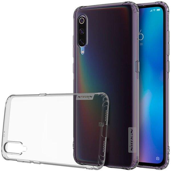 TPU case Sillicone Black Matt Xiaomi Mi 9 SE