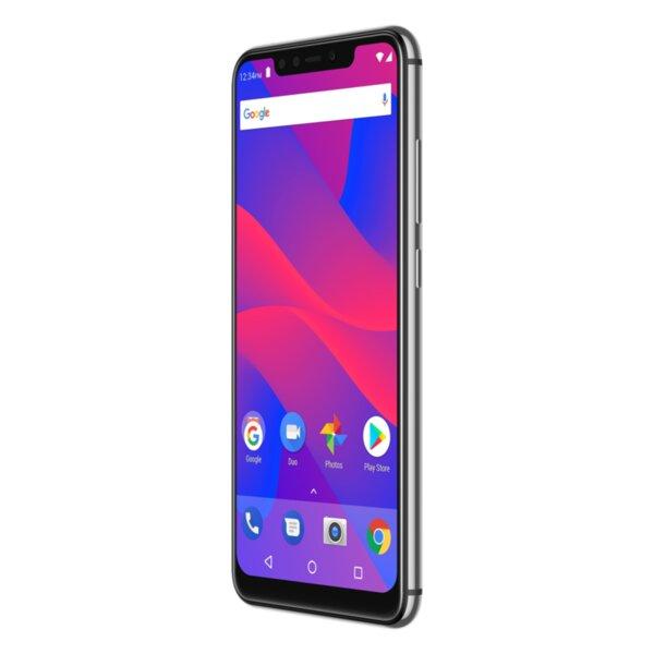 Смартфон BLU VIVO XI+ Plus, Dual Sim, 128GB, 6GB RAM, 4G, Silver