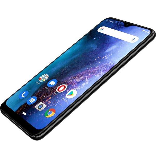 Смартфон BLU G9, Dual Sim, 64GB, 4GB RAM, 4G, Black