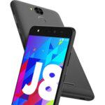 Смартфон BLU Studio J8, Dual SIM, 8GB, LTE, Black