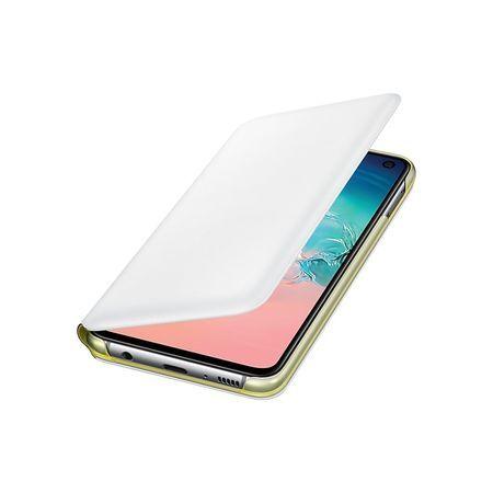 Калъф Led Cover View  от Samsung за S10e - White