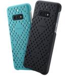 Samsung Pattern Back cover Galaxy S10 E Black