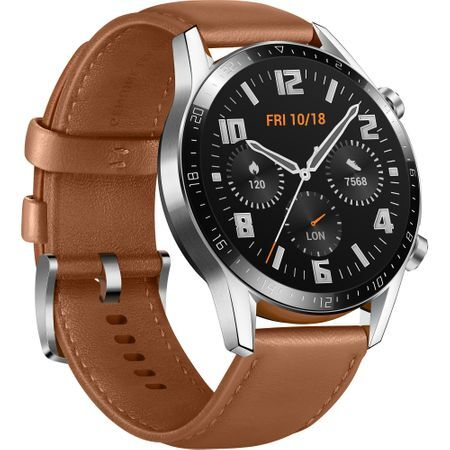 Smartwatch Huawei Watch GT 2, 46 мм, Pebble Brown