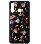 Гръб Huawei P30 Lite PC case Floral Black