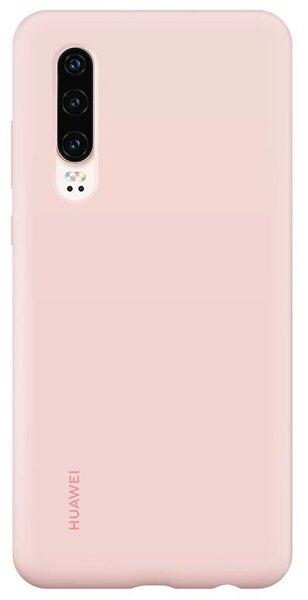 Калъф Huawei P30 Elle Silicone Car Case Pink
